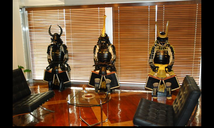 SAMURAI COLLECTION Office