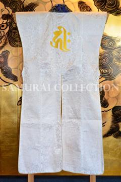 甲冑 サムライコレクション 梵字刺繍 ロングタイプ陣羽織 キリーク 0058