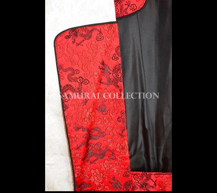 梵字刺繍 ロングタイプ陣羽織 マン 0059