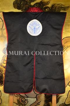 甲冑 サムライコレクション 上杉氏 竹に二羽飛び雀紋陣羽織 0065