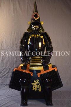 甲冑 サムライコレクション 加藤清正 蛇の目紋長鳥帽子形兜二枚胴具足