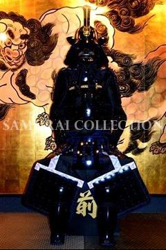 甲冑 サムライコレクション 榊原康政 三鈷剣前立兜黒塗胴具足