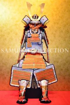 甲冑 サムライコレクション 鍬形兜紅緋色威腹巻稚児鎧
